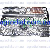 Набор прокладок двигателя ЯМЗ-240 (разд.головка) паронит+рти+герметик