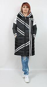 Турецкая теплая женская жилетка больших размеров 52-60