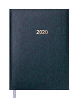 Ежедневник датированный 2020 A5 Buromax BASE Miradur зеленый