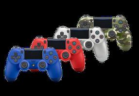 Игровые манипуляторы и аксессуары для консолей PlayStation