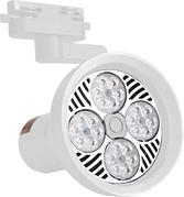 Светильник LED трековый ElectroHouse 25W белый