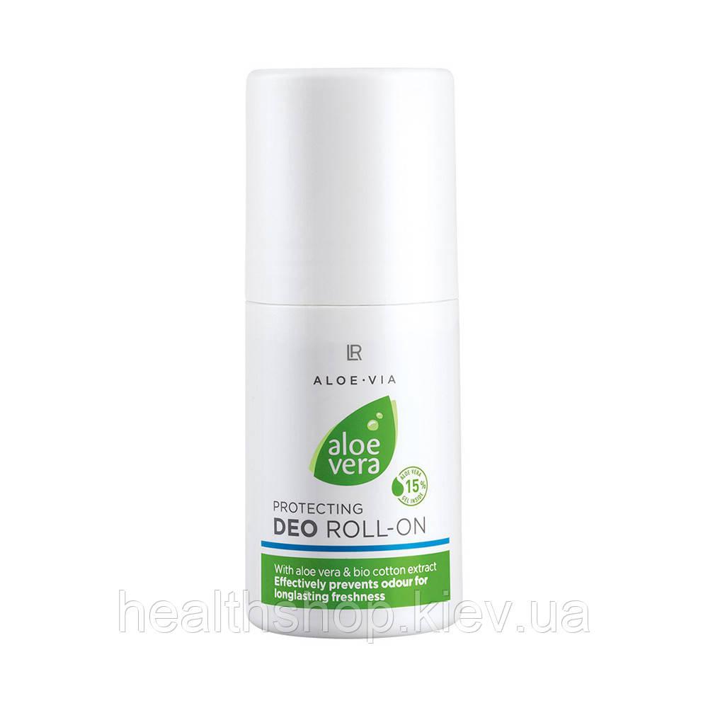 Дезодорант кульковий Алое від LR, бережна і надійний захист від неприємних запахів