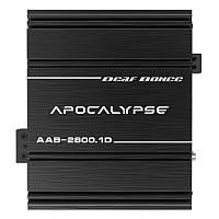 Одноканальный усилитель Deaf Bonce Apocalypse AAB-2800.1D, фото 1