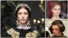 Аксессуары для волос осень зима 2012 2013