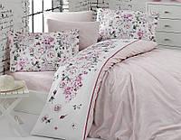 Комплект постельного белья First Choice Ranforce Deluxe евро Merry, фото 1
