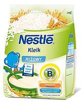 Nestle Каша безмолочная безглютеновая Рисовая 4м+ 160г