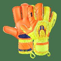 Вратарские перчатки Ho Soccer ONE KONTAKT EVOLUTION ORANGE SPARK