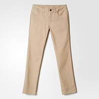 Мужские брюки Adidas Originals Five-Pocket Stretch (Артикул: AB7979)