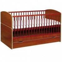 Детская кровать-трансформер Klups Bartek II 140*70 см