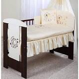 Детская кроватка Klups Mis без ящика, фото 2