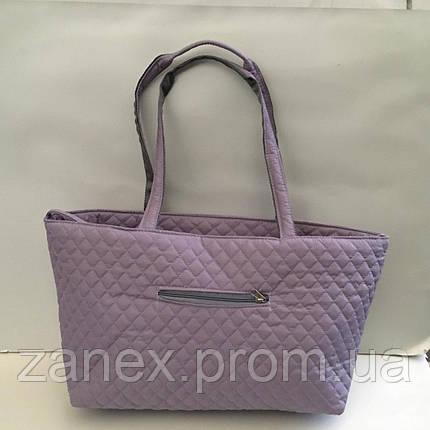 Женская сумка стеганая (лиловый) Michael Kors, фото 2