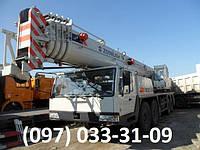 Аренда, услуга гидравлического 50 тонного автокрана Zoomlion QY50