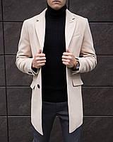 Пальто-тренч мужское кашемировое / Coat Beidge