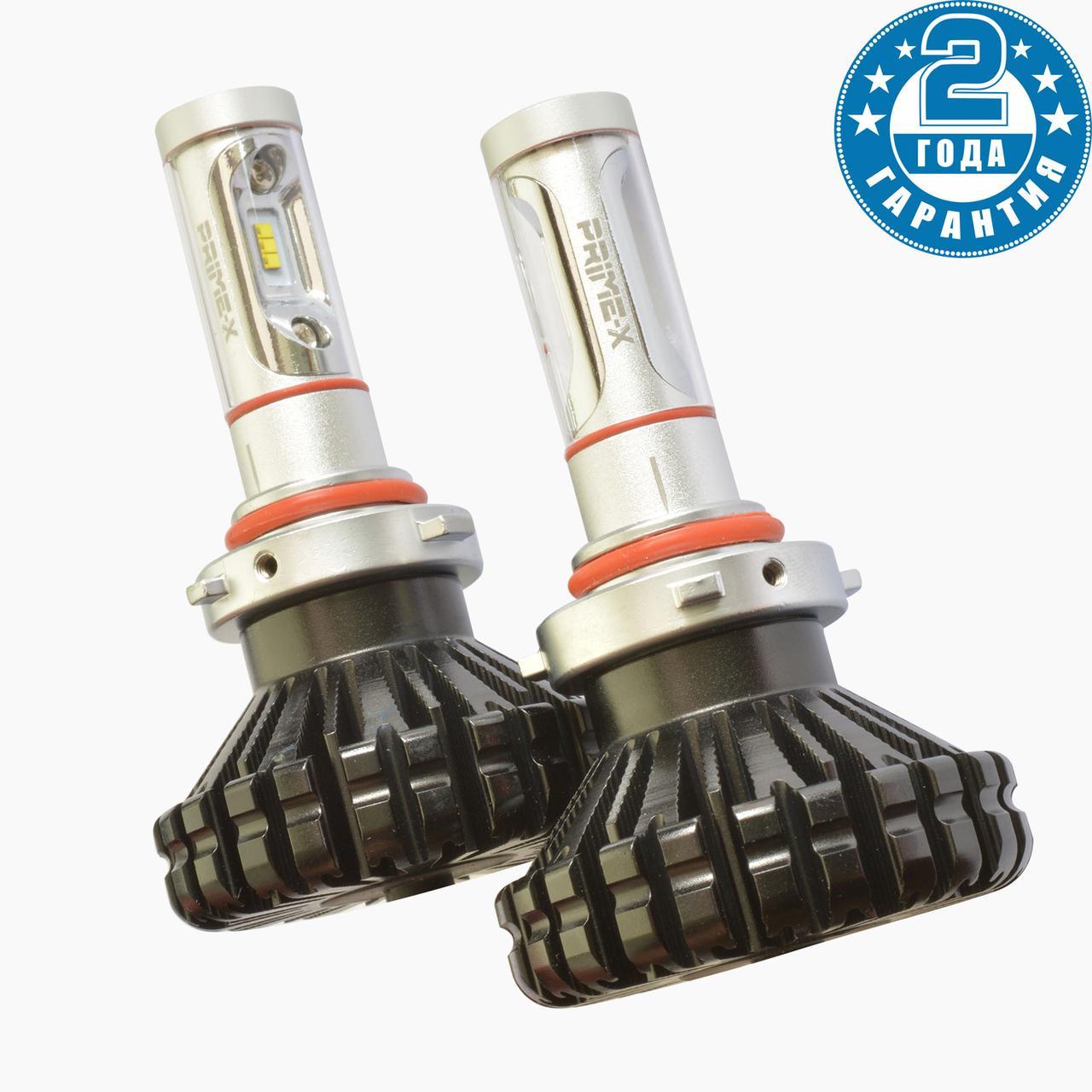 Лампы светодиодные 9006/9005 (5000К) Prime-X KC
