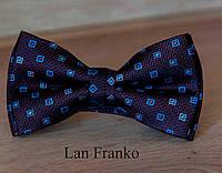 Бабочка мужская с рисунком | LAN FRANKO (Арт.: BVR0284)