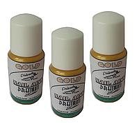 Краска для ногтей PREMIUM* Nail-Art* Золото, фото 1