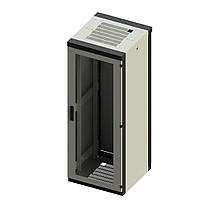 Шкаф напольный 19» CSV 24U-600x600 (акрил)