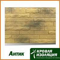 "Фасадная панель ""Кирпич-Антик"", цвет: Карфаген; 1,17х0,45м"