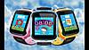 Дитячі розумні смарт годинник з GPS трекером Smart Baby Watch Q528 Yellow, фото 6