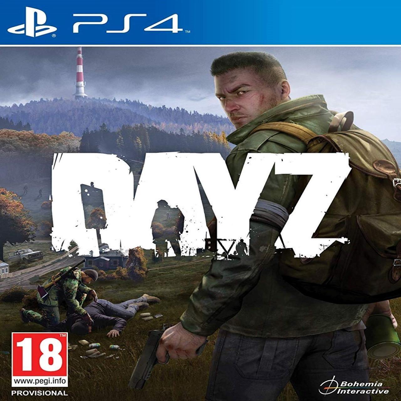 DayZ RUS PS4