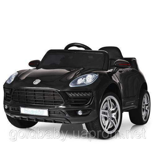 Детский электромобиль M 3178 EBLR-2 черный, фото 1