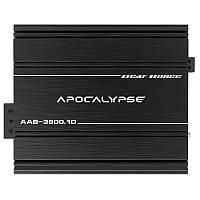 Одноканальный усилитель Deaf Bonce Apocalypse AAB-3800.1D, фото 1