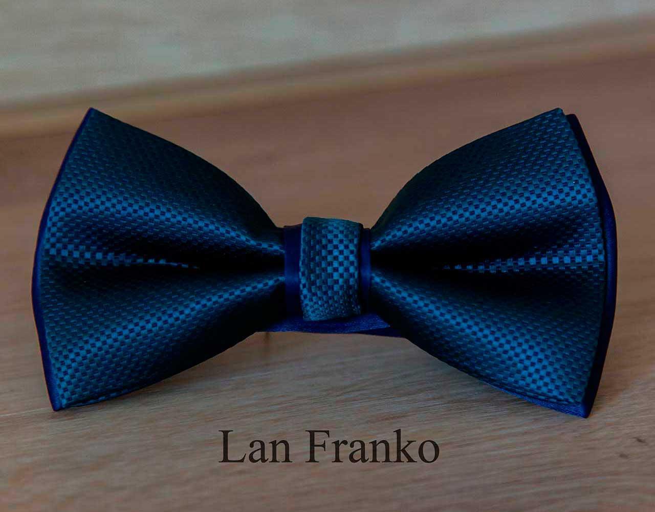 Бабочка мужская с рисунком | LAN FRANKO (Арт.: BVR0290)