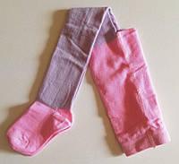Колготки демисезонные (розовый цвет), рост 74-80 см