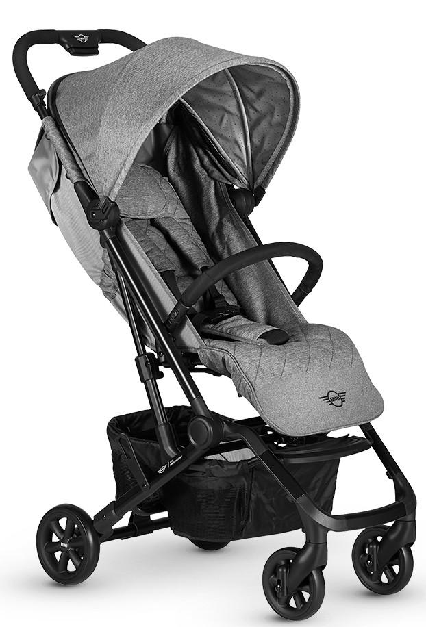 Прогулочная коляска Easywalker MINI buggy XS / Soho Grey