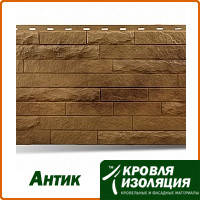 "Фасадная панель ""Кирпич-Антик"", цвет: Рим; 1,17х0,45м"