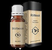 Йолман №6 – капли для здоровья щитовидной железы