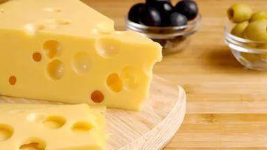 Сир твердий МААСДАМ 45 % жирності (Каланчатский) 1кг