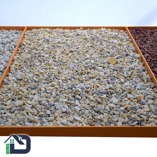 Крихта мармурова декоративна кремова 3÷5, 5÷10, 10÷20