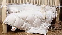 """Одеяло 100% натуральный гусиный пух, демисезонное """"Euphoria"""" — 1,5-спальное (145*210)"""