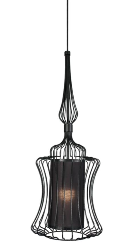Подвесной светильник Nowodvorski ABI S 8870 BL
