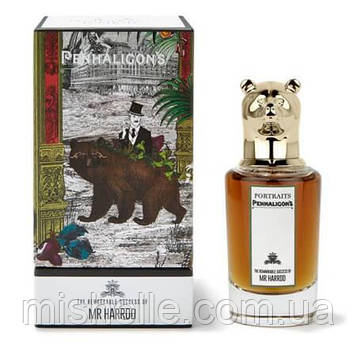Парфюм для мужчин Penhaligon's Mr. Harrod (Пенхалигонс Мистер Херрод, медведь)