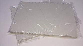Папір газетний А4 100 аркушів