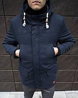 Парка мужская до -28*С | куртка мужская зимняя EL navy, фото 1