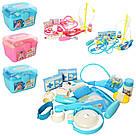 Игровой набор доктора в чемодане со звуком, фото 2
