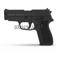 Пистолет стартовый Retay Baron HK Black