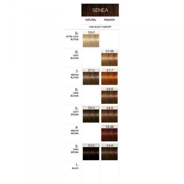 Перманентная крем-краска для волос для чувствительной кожи головы Schwarzkopf Professional Igora Senea