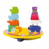 Boikido Развивающая игрушка балансирующая игра «Цирк»