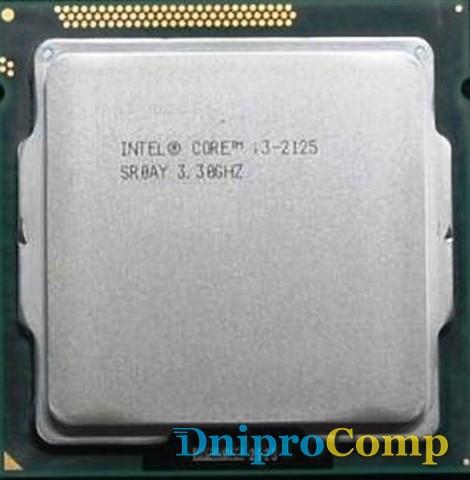 Intel Core i3-2125 3.3 GHz/3M (s1155)