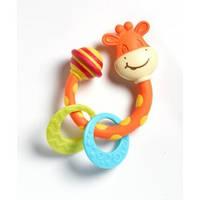 Tiny love погремушка - прорезыватель Жираф