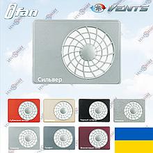 Сменная лицевая панель для ВЕНТС иФан декор СИЛЬВЕР