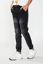 Демисезонные детские джинсы для мальчика Young Reporter Польша 193-0110B-25-001-1 Темно-серый