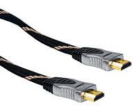 HDMI кабель v2.0 Schwaiger высокоскоростной с Ethernet Видео Звук позолоченные коннекторы 1,5m