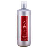 Лосьон-проявитель для краски Schwarzkopf Igora Royal Oil Developer 6%