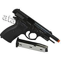 Пистолет стартовый Baredda S56 Black