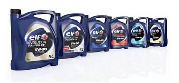 Трансмиссионное масло ELF
